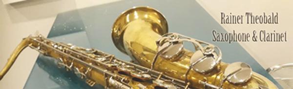 E Mail Kontakt , Telefon von Rainer Theobald Saxophonist/Klarinettist