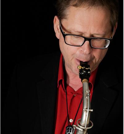 Saxophonist Berlin - Rainer Theobald