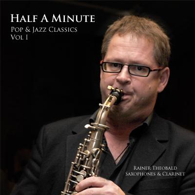 Half a Minute - Rainer Theobald