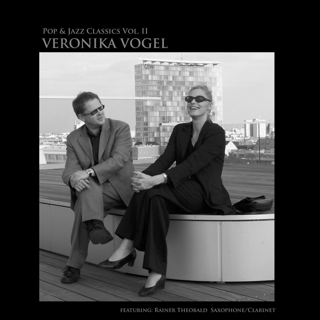 Veronika Vogel feat. Rainer Theobald - Pop & Jazz Classics Vol.II
